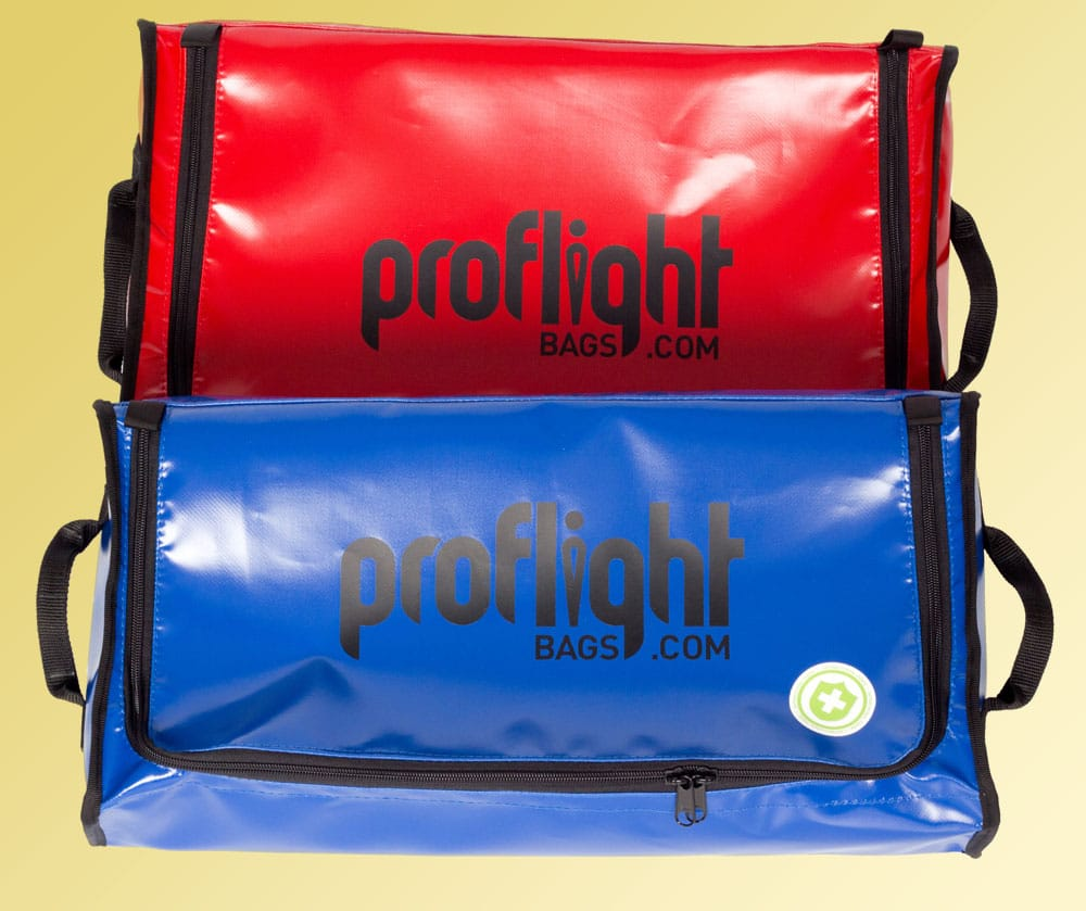 Proflight-Red&Blue-Bags