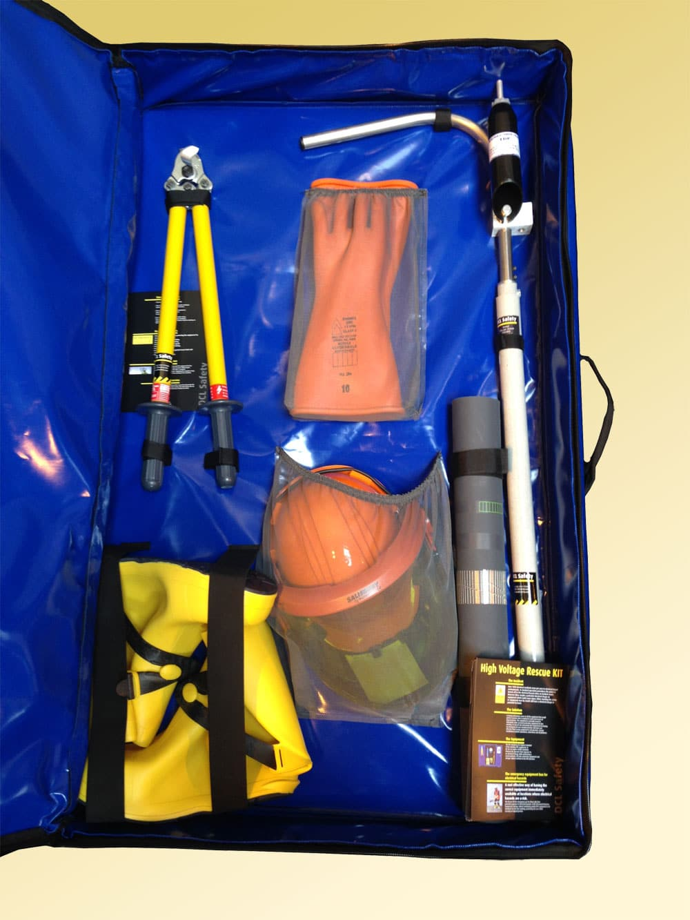 Voltage Rescue Proflight Bags